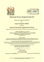 NERS-Certificate
