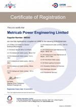 Achilles-UVDB-Certificate-1